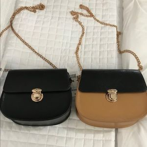Handbags - Set of two Crossbody Purses